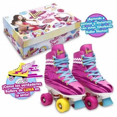TOYS : JUGUETES - DISNEY Soy Luna  Patines Roller Skate  Giochi Preziosi 2016 | Serie Television  Comprar en Amazon España
