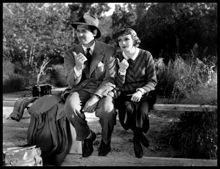 Sucedió una noche, de Frank Capra, con Claudette Colbert y Clark Gable