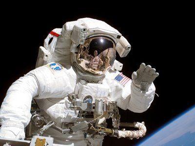 Sabías que si viajas al espacio, volverías más alto?