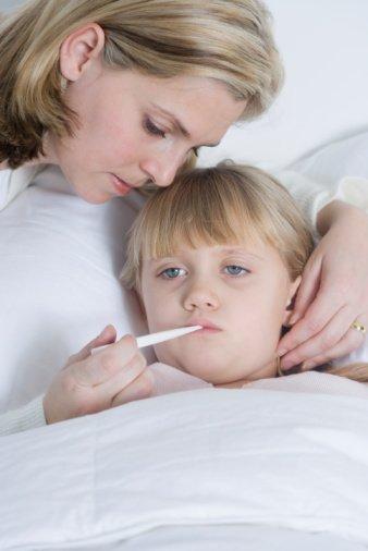 Baño En Ninos Con Fiebre:mamá sin complejos: ¿Fiebrefobia? puede pero ¿dónde está el