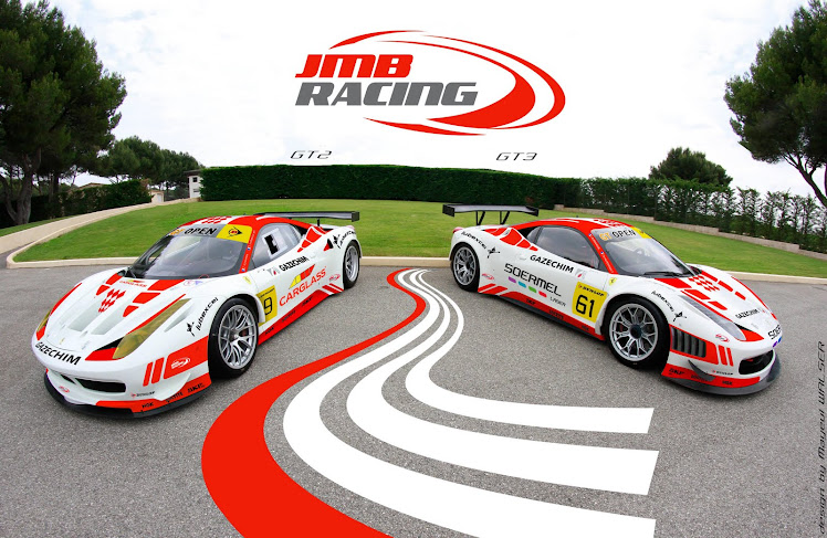 JMB Racing- GT2&GT3