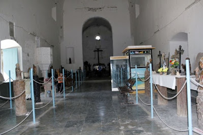Diu Museum from inside