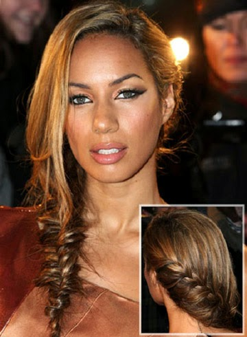 Black French Braided Hairstyles