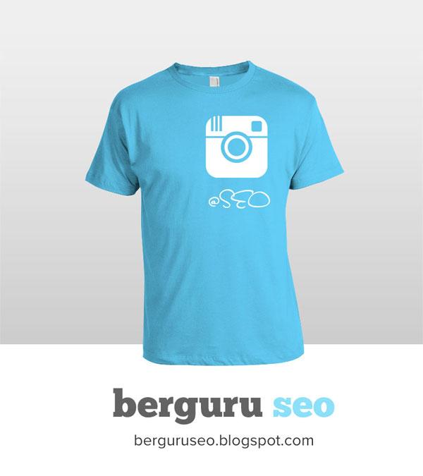 Cara Menambah Followers dan Like di Instagram dengan Kaos