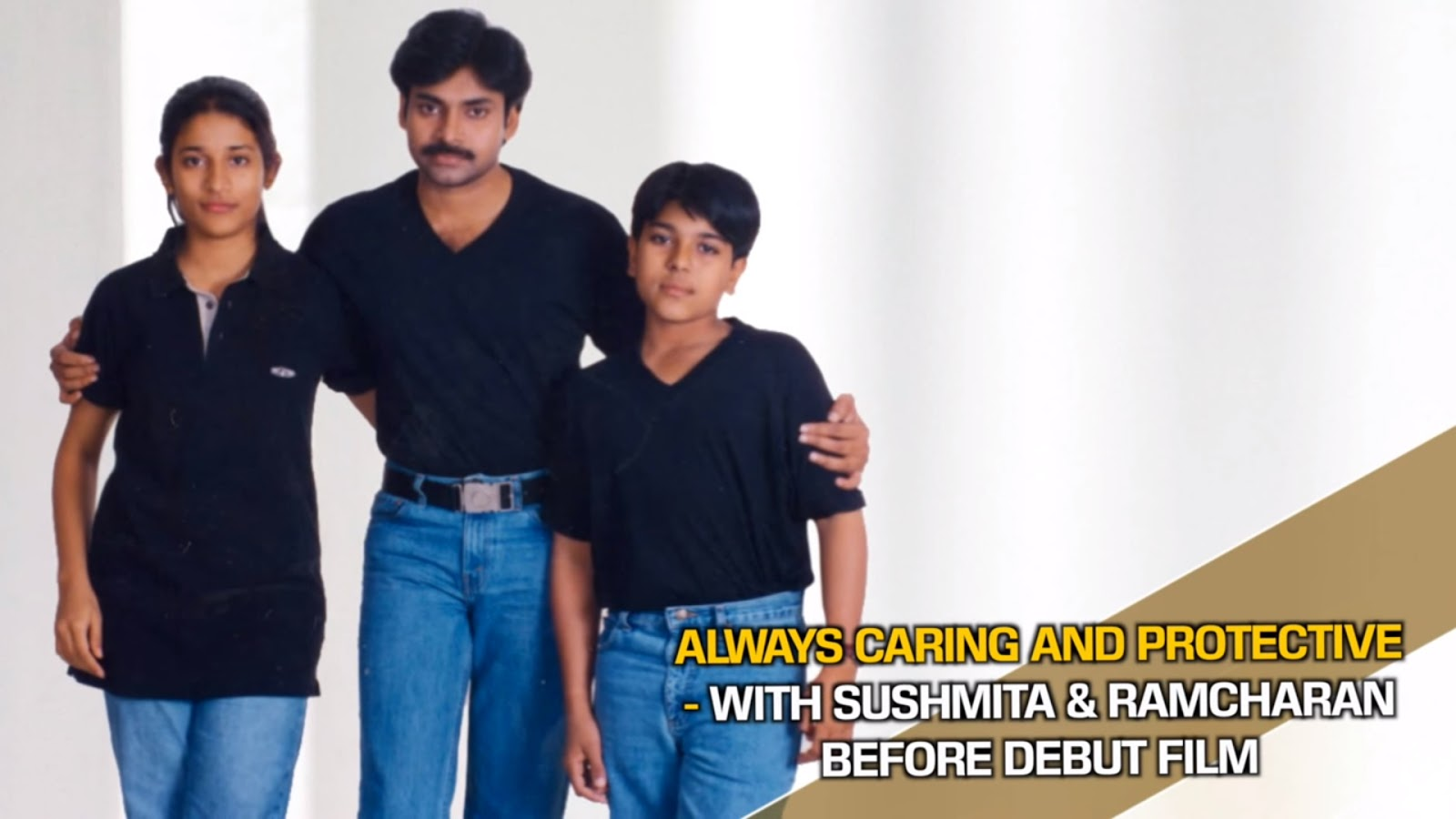 Power Star Pawan Kalyan's Rare Pics From His Personal Album