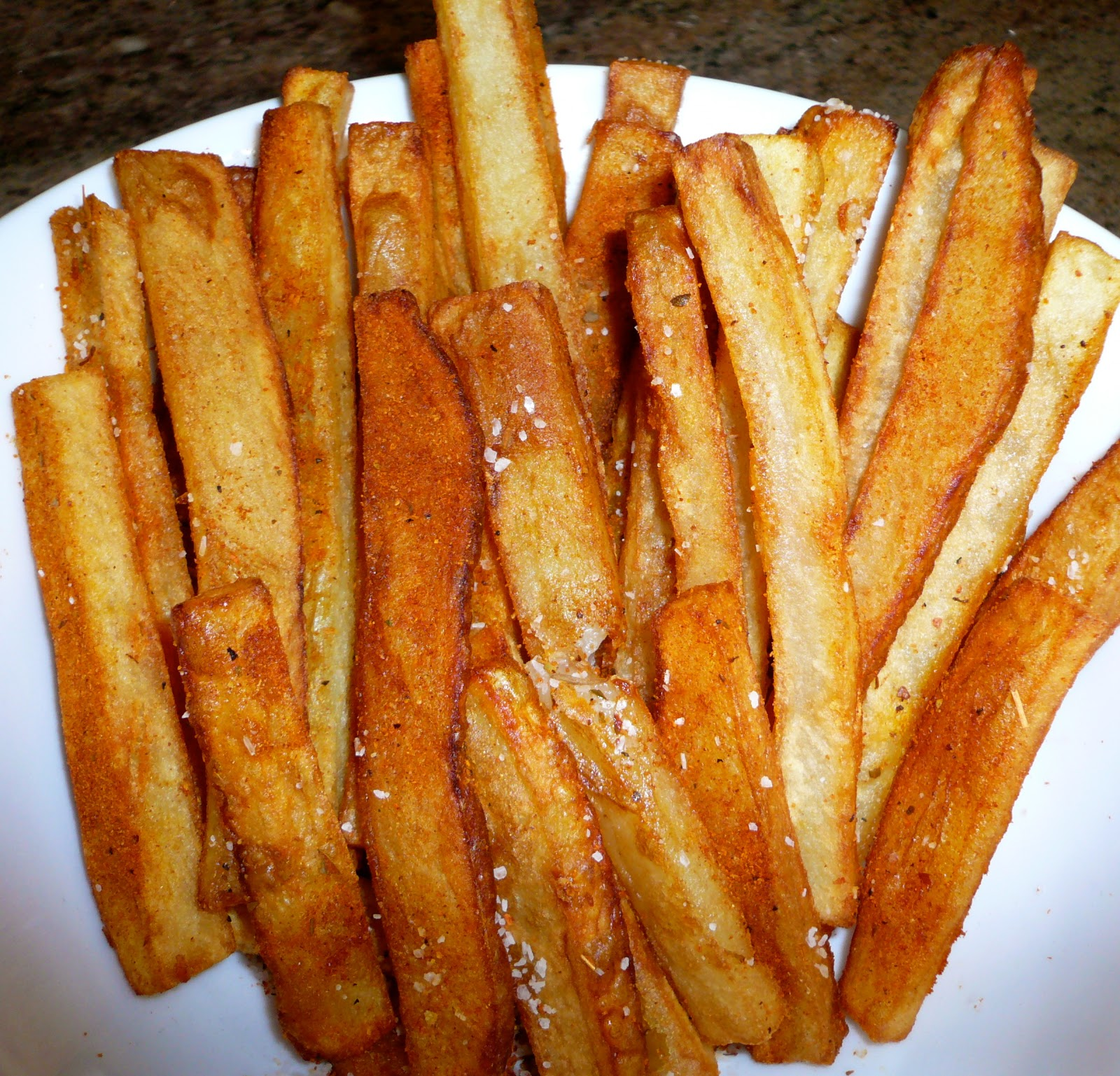 fries perfect french fries recipe yummly the secret to perfect ...