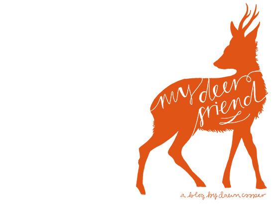 mydeerfriend