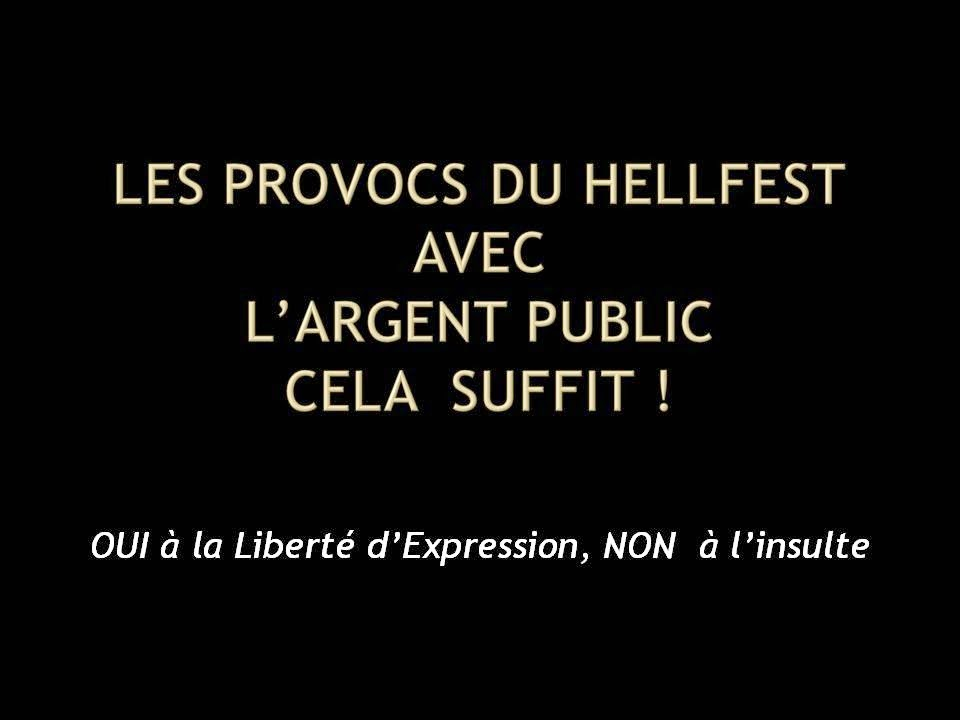 PROVOCS HELLFEST CA SUFFIT