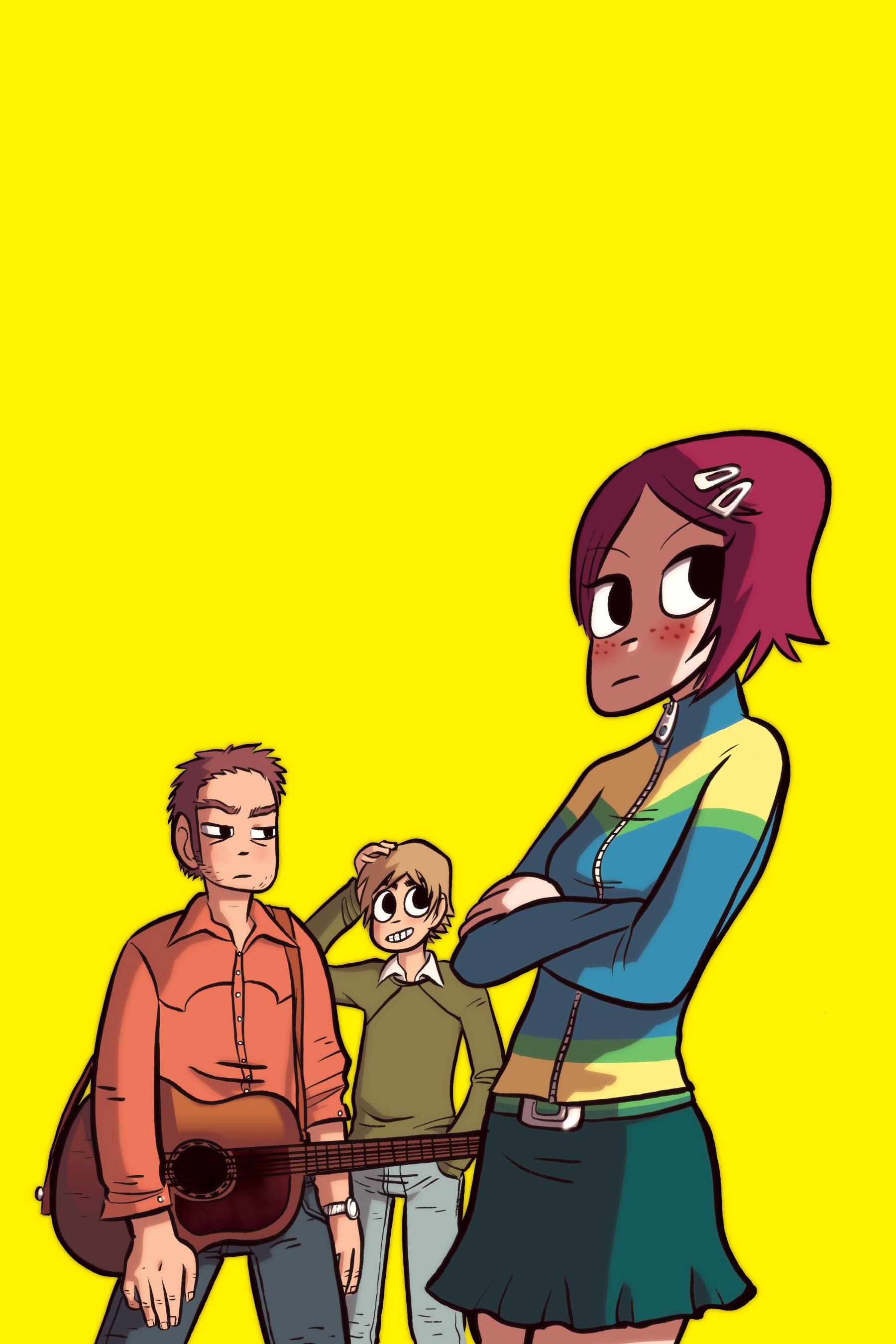Read online Scott Pilgrim comic -  Issue #3 - 224