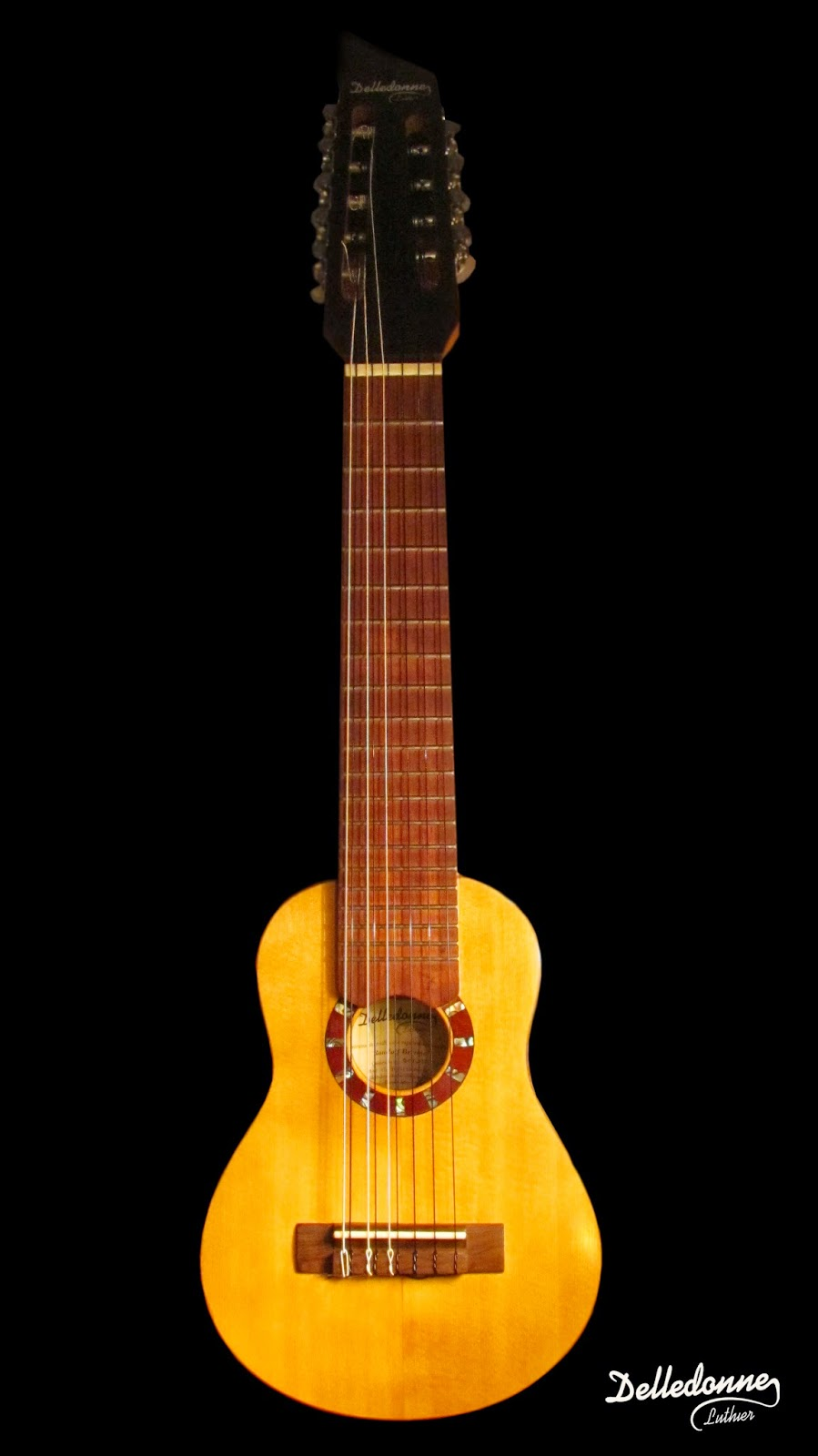 Mariano delledonne luthier el seis for Que es un luthier