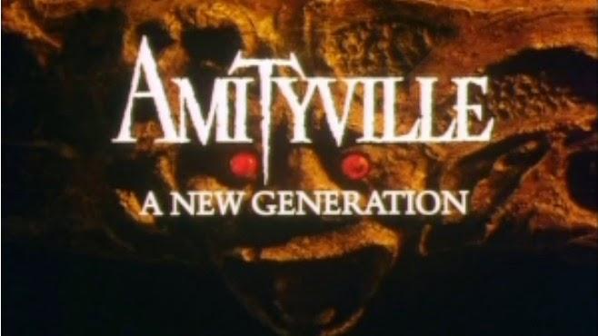 Amityville 1993, película