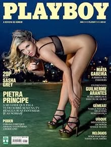 Download Revista Playboy Pietra Príncipe Outubro + Torrent