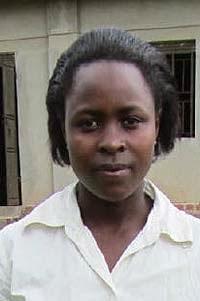 Shallon from Uganda