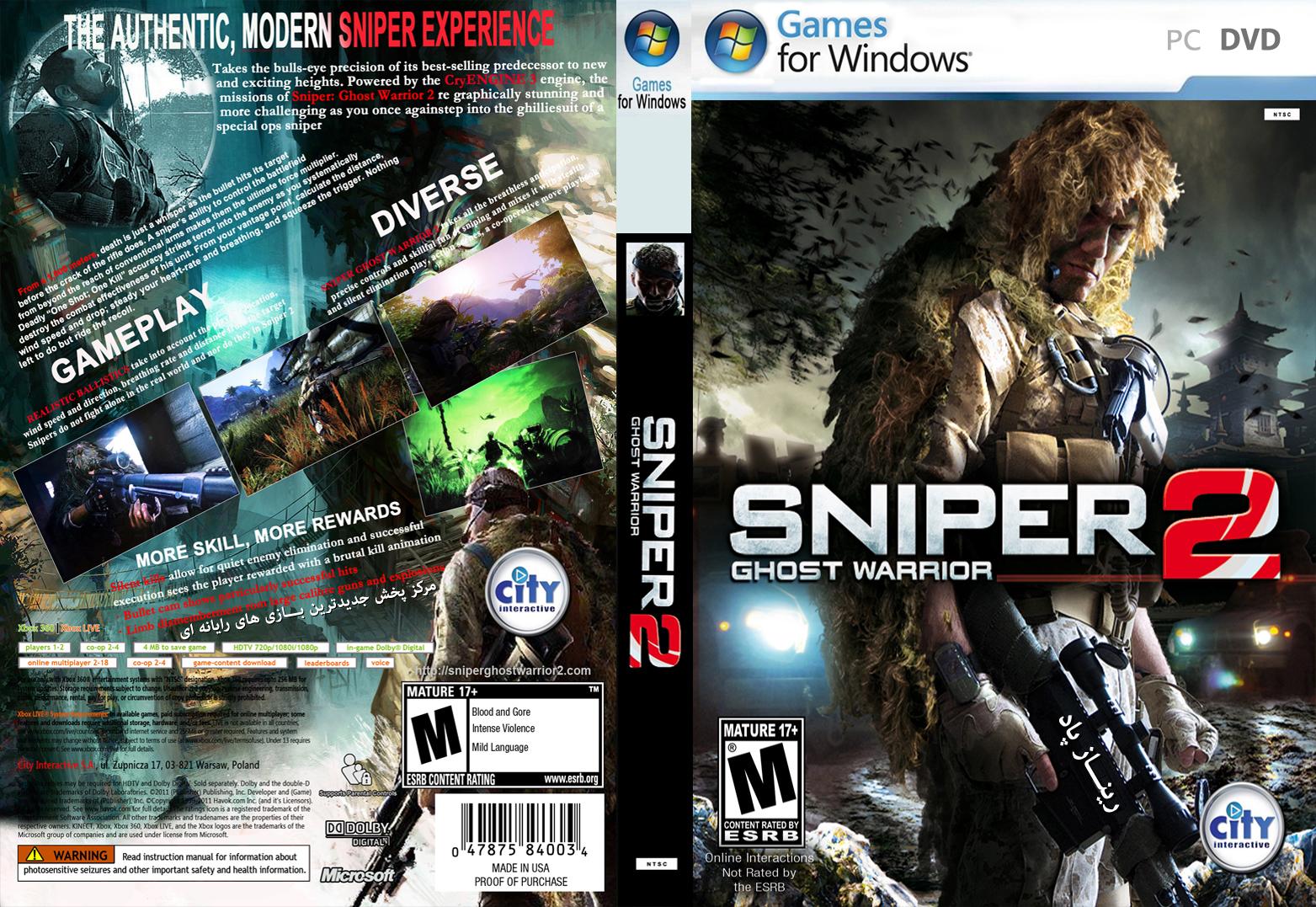 Sniper Ghost Warrior Debugconf.Scr File