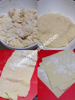 cara membuat kulit pangsit