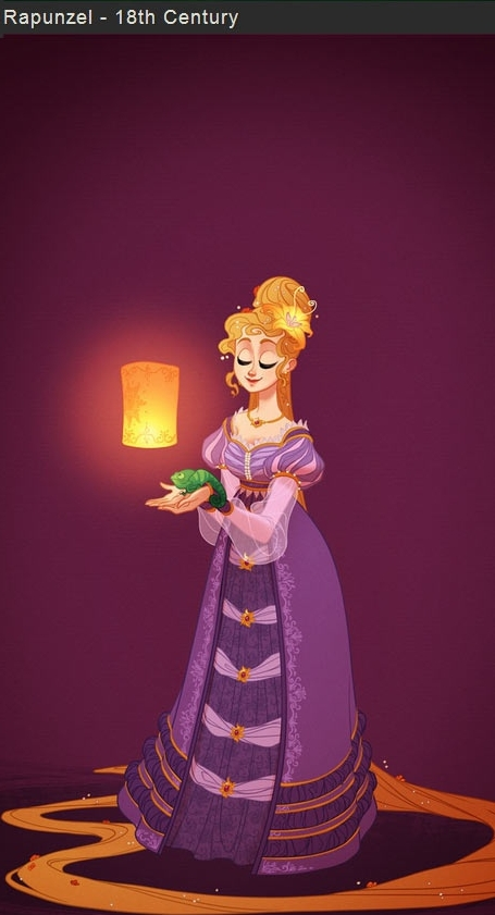 Rapunzel filmprincesses.blogspot.com
