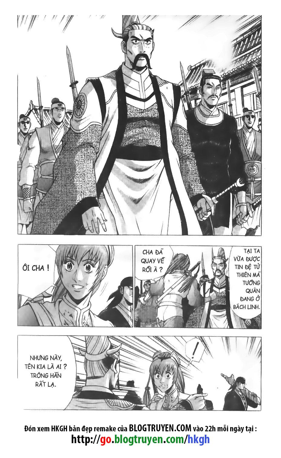 Hiệp Khách Giang Hồ chap 242 page 8 - IZTruyenTranh.com