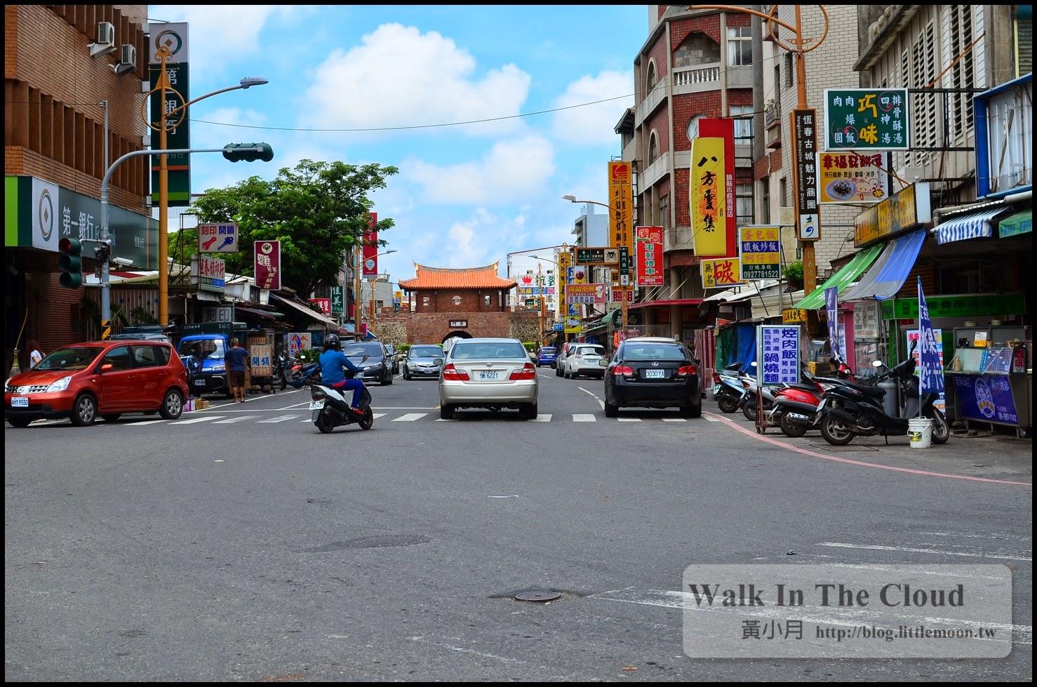 恆春古城與街景