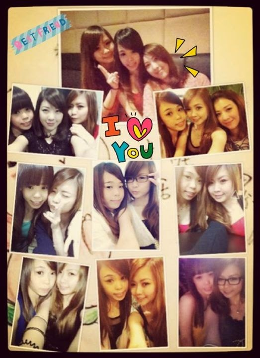 with all my best sista my Life