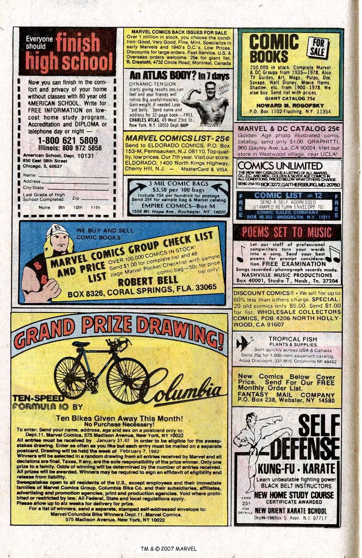 Captain America (1968) Issue #266 #181 - English 14