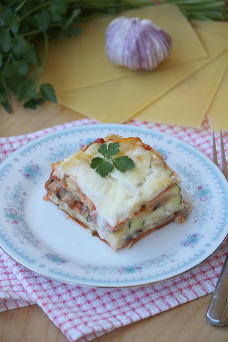 Lasagne w dwóch odsłonach