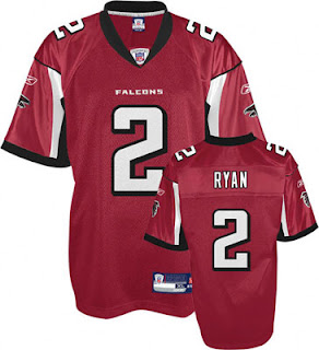 Big and Tall Matt Ryan Atlanta Falcons Jersey