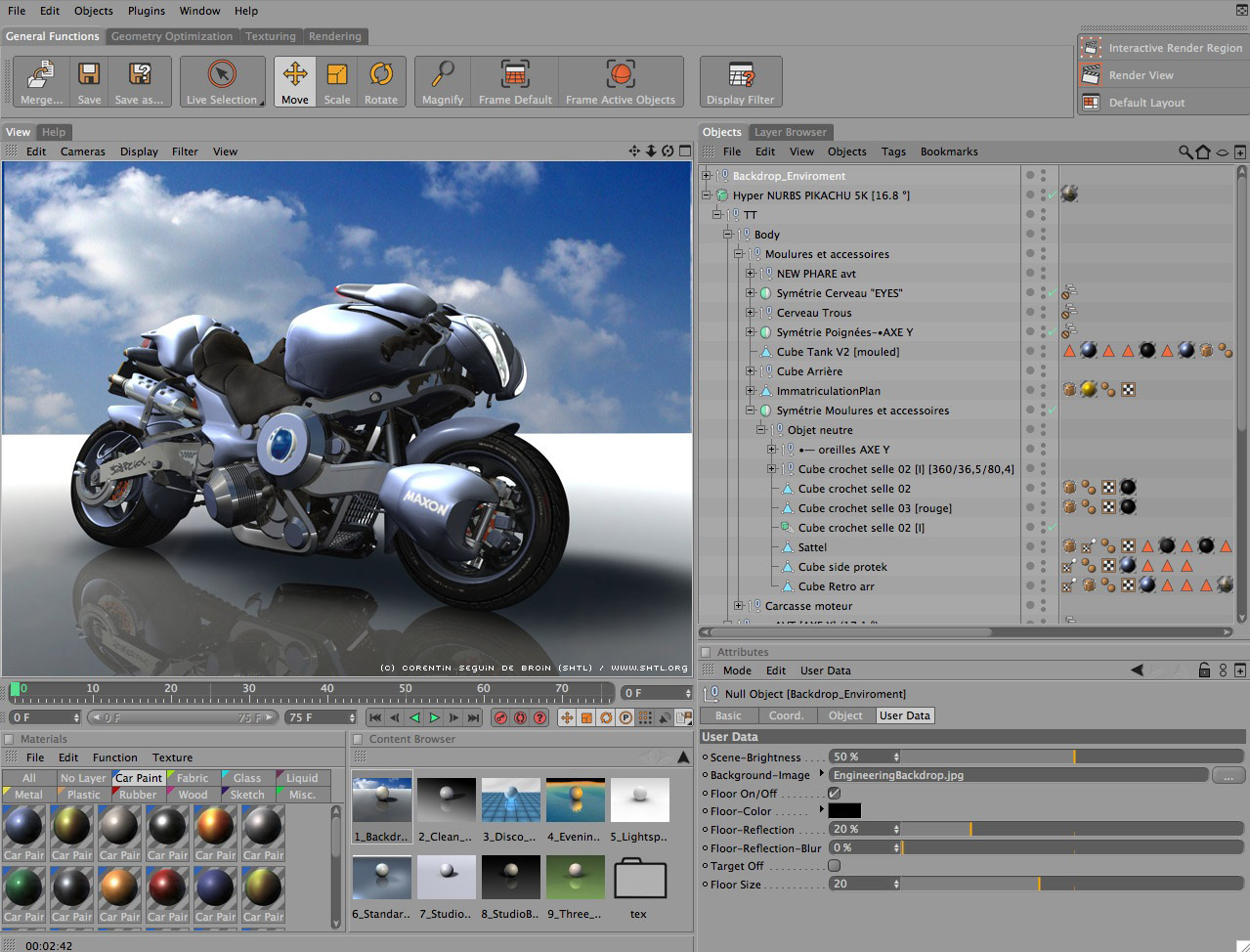 Tutorom maxon cinema 4d torrent download - Programme 3d ...