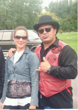 Mr & Mrs Mike and Cherie Sweeney: Today currently Mongrel Mob Members
