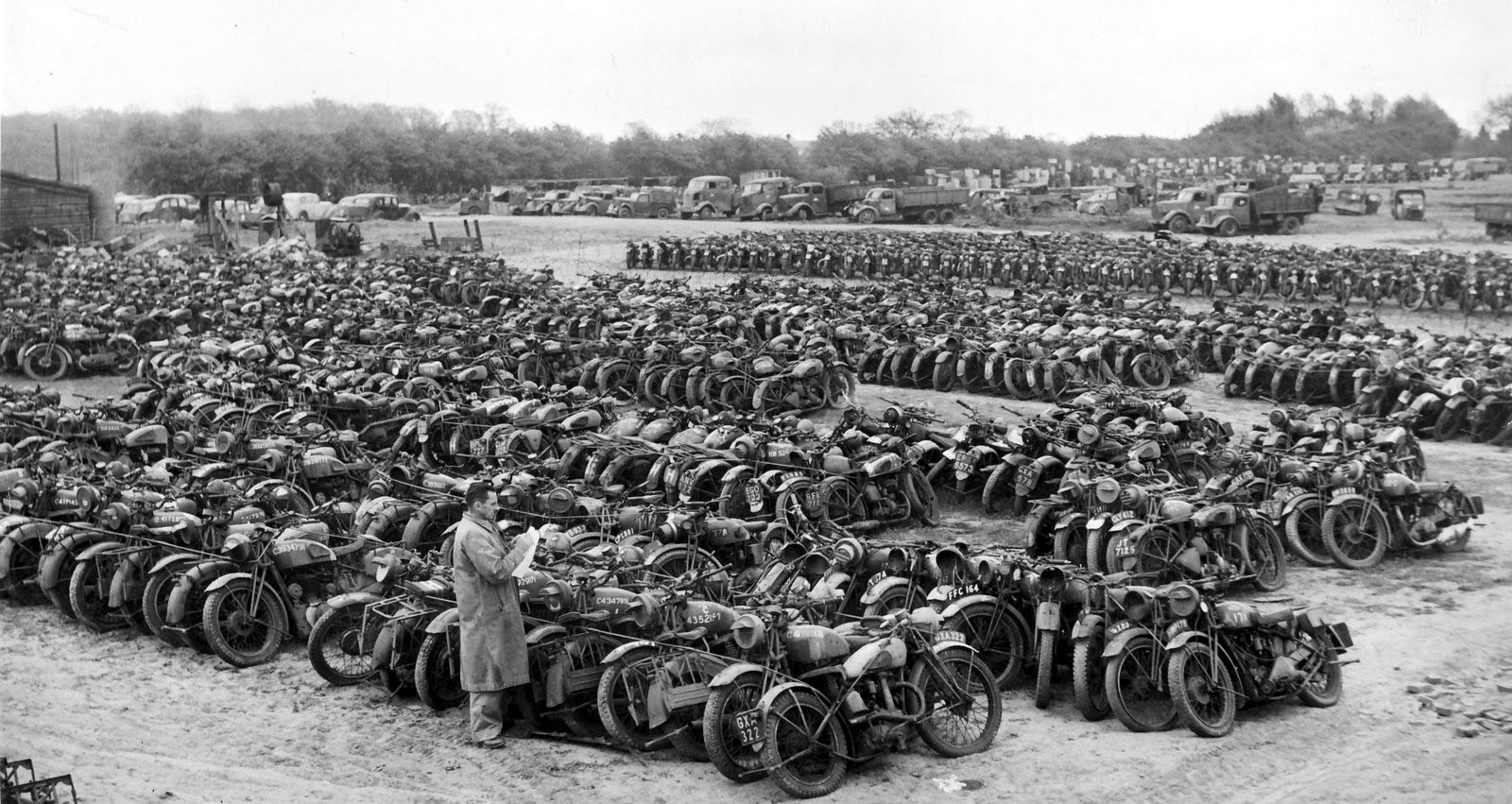 German Military Motorcycles
