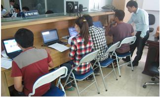 Học tin học văn phòng tại mỹ Đình