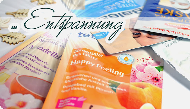 Kuscheliger Herbst - Gesichtsmasken, duftende Badezusätze und ein heißes Bad - Entspannung pur