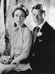 Mariage du duc de Windsor et de Wallis Simpson