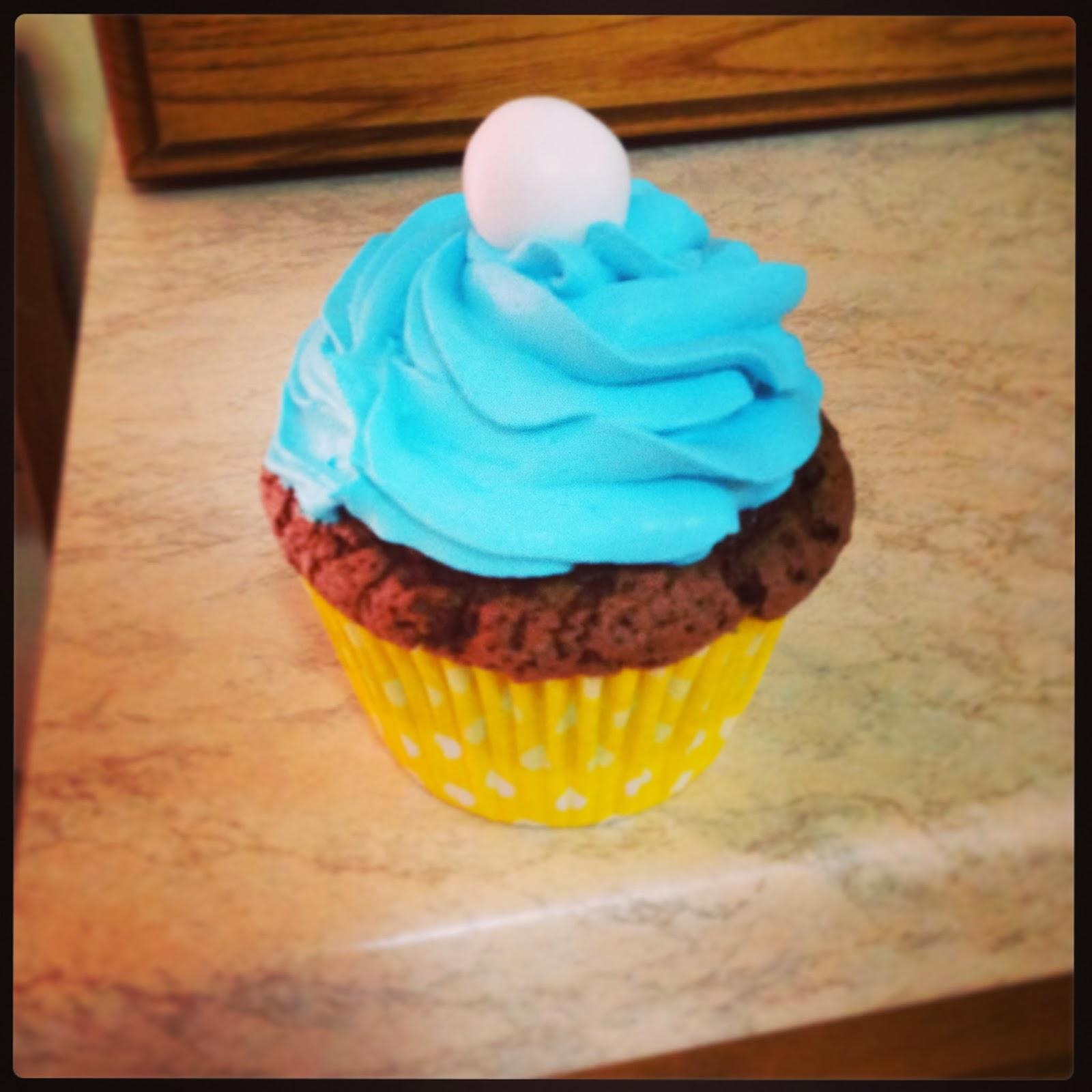 sweet choco cupcakes