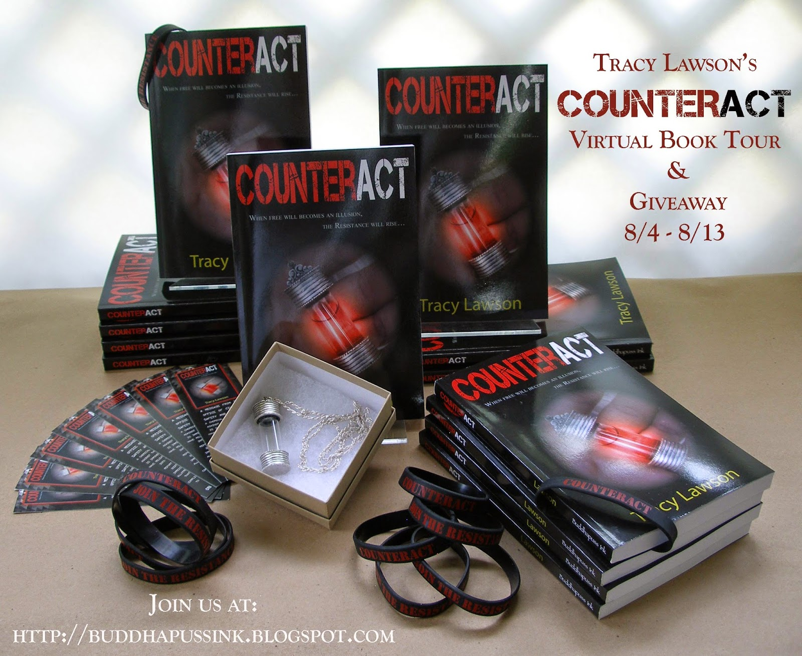 http://www.amazon.com/Counteract-Resistance-Series-Book-1/dp/1941523013/ref=sr_1_cc_1?s=aps&ie=UTF8&qid=1406833325&sr=1-1-catcorr&keywords=buddhapuss+ink