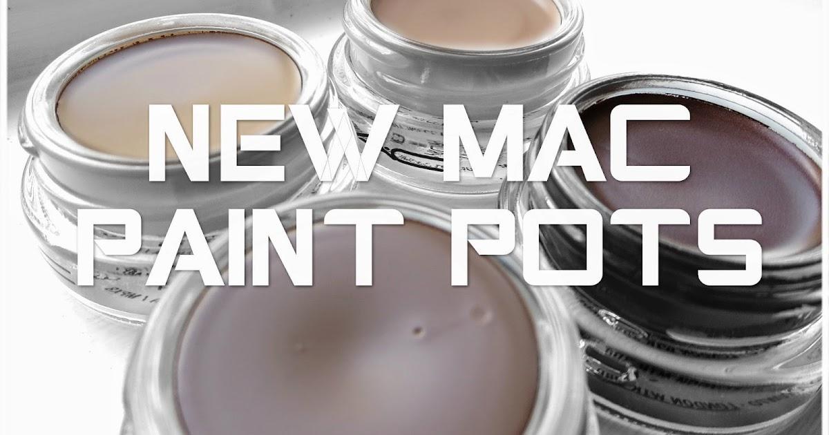 Makeupwednesday Mac Paint Pots Haul