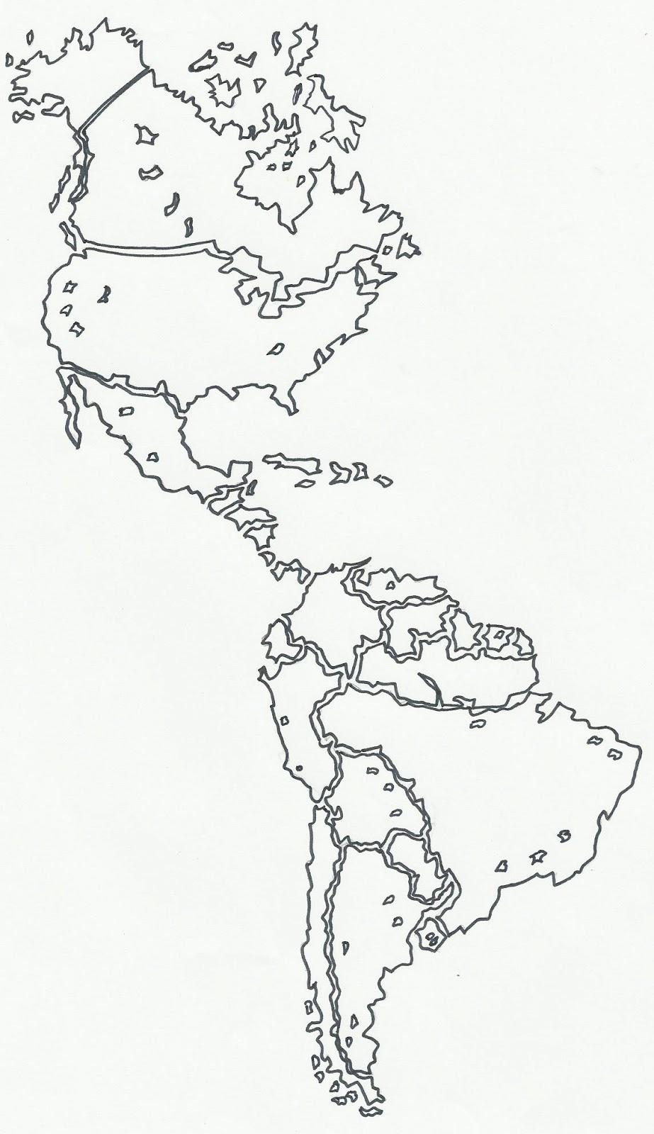 GEOGRAFIA DEL PERU Y EL MUNDO-DIBUJOS-IMAGENES: DIBUJO-MAPA DEL ...