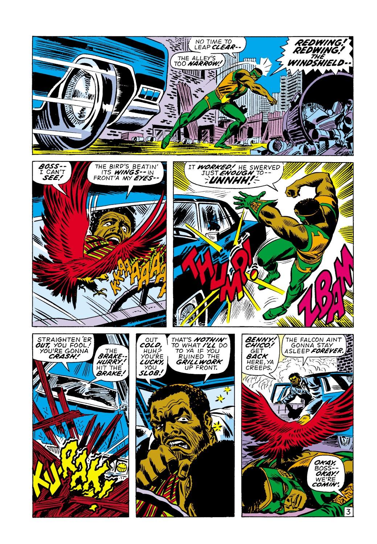 Captain America (1968) Issue #138 #52 - English 4