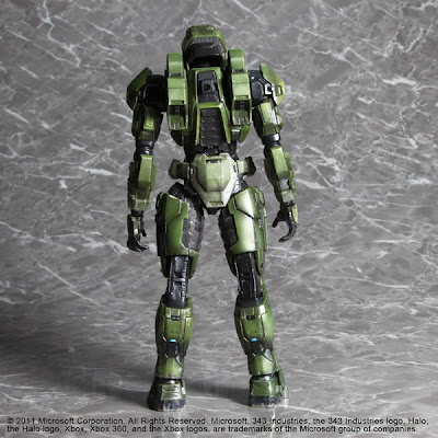 Play Arts Kai custom Combat Evolved Master Chief