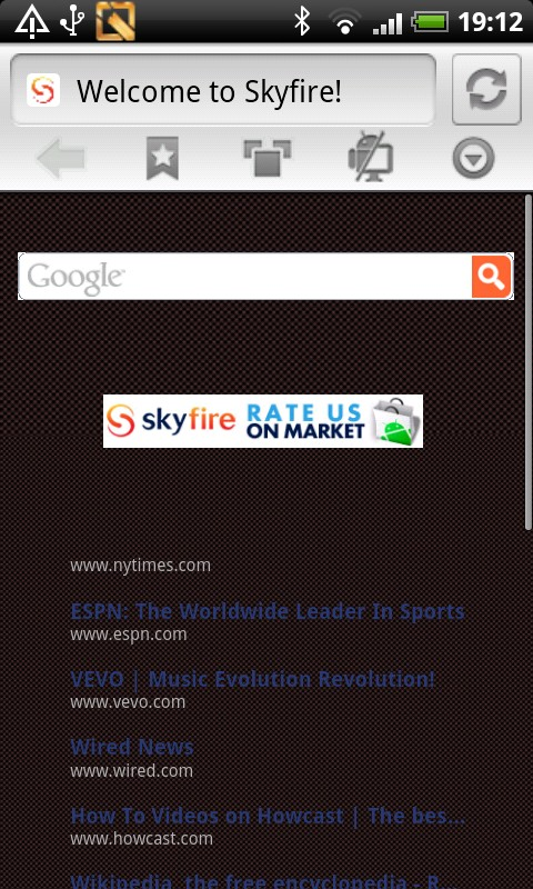 Skyfire for symbian download.
