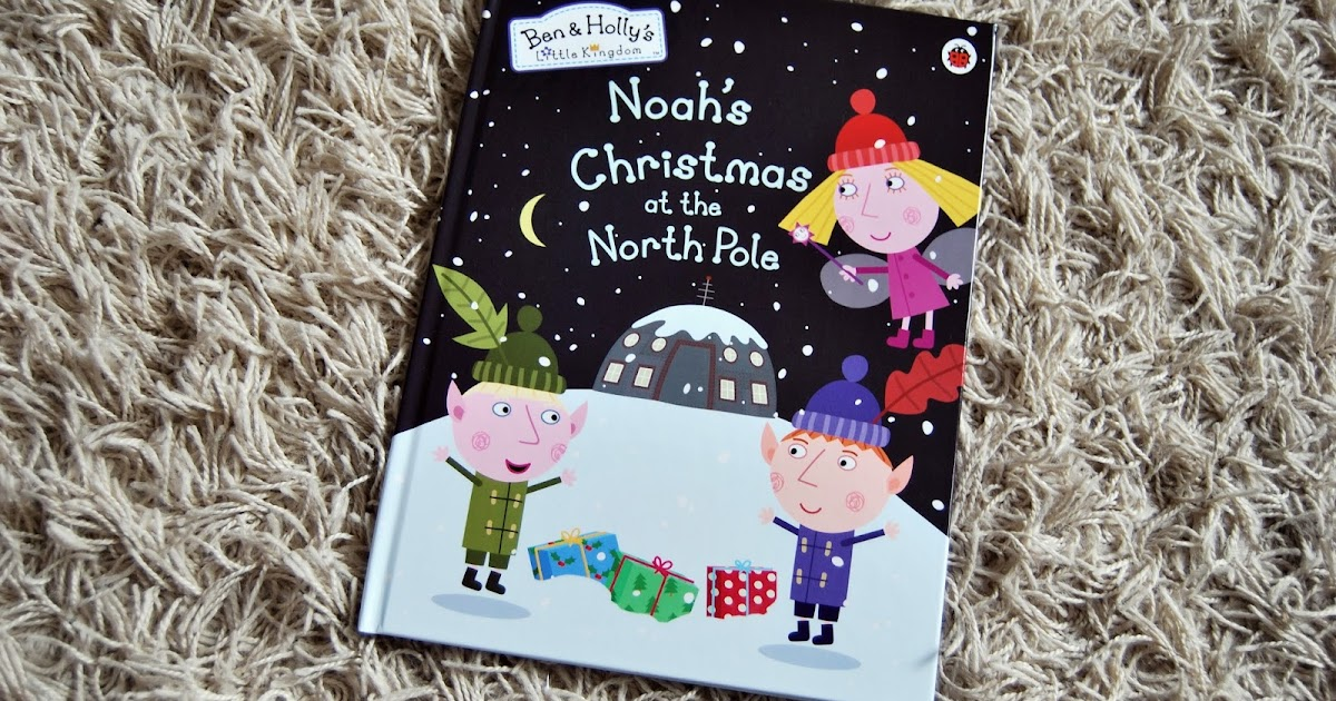 chic geek diary penwizard ben holly christmas book review competition - Ben And Holly Christmas