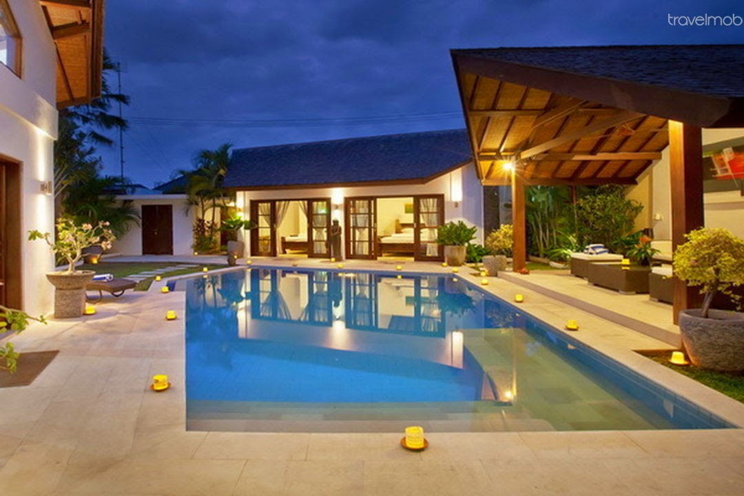 GREAT Location! 3BR Seminyak Villa-pool