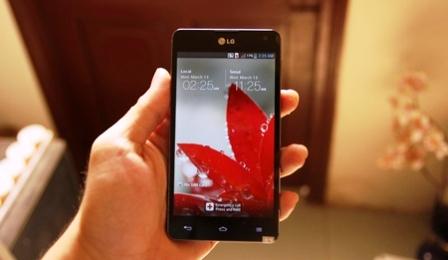 LG Optimus G Andriod Smartphone