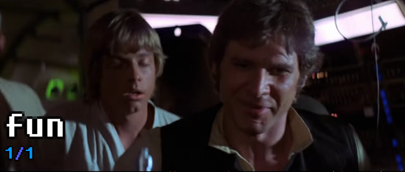 Star Wars Full Movie Alphabetically