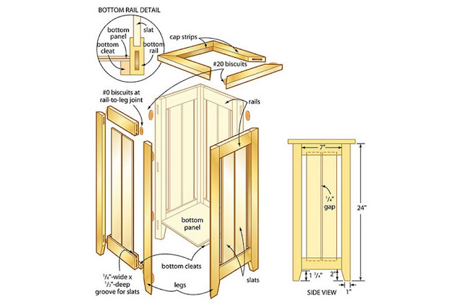Woodworking Project Plans