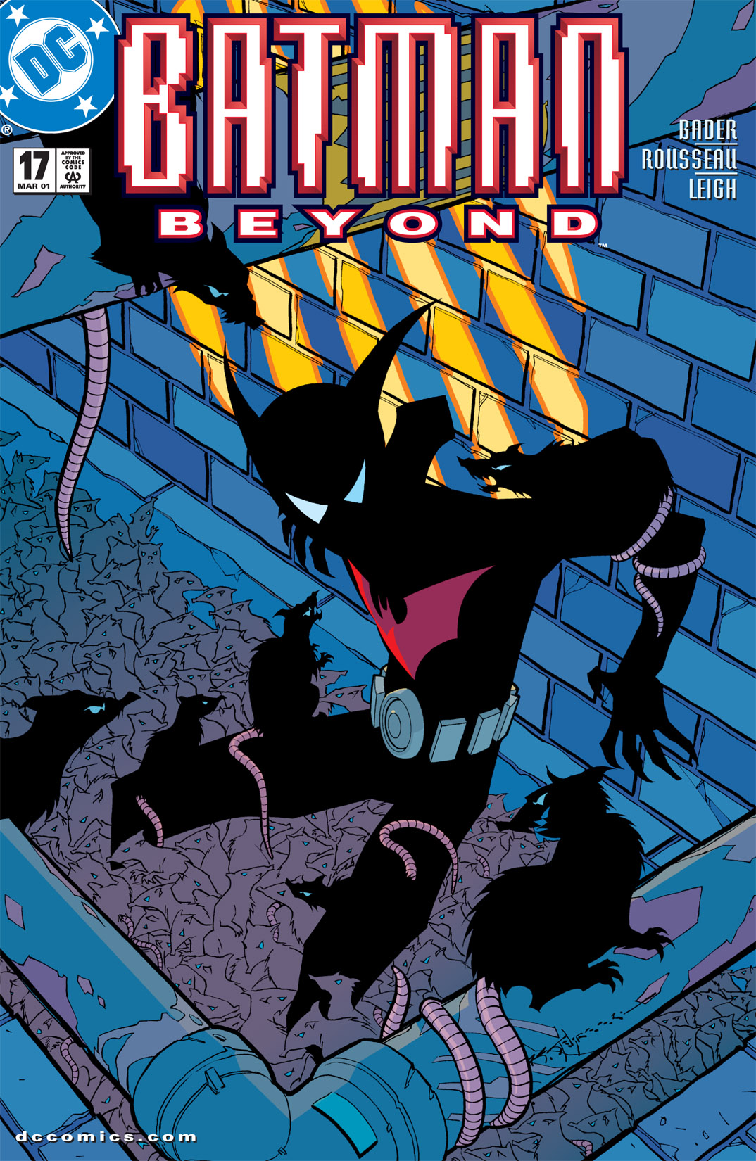 Batman Beyond [II] Issue #17 #17 - English 1