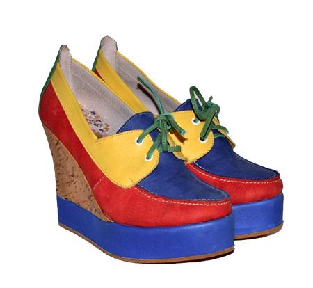 VYC Barceló primavera verano 2013. Zapatos primavera verano 2013.