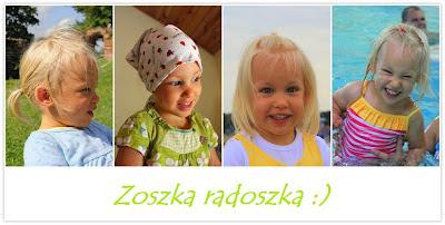 Zoszka radoszka :)