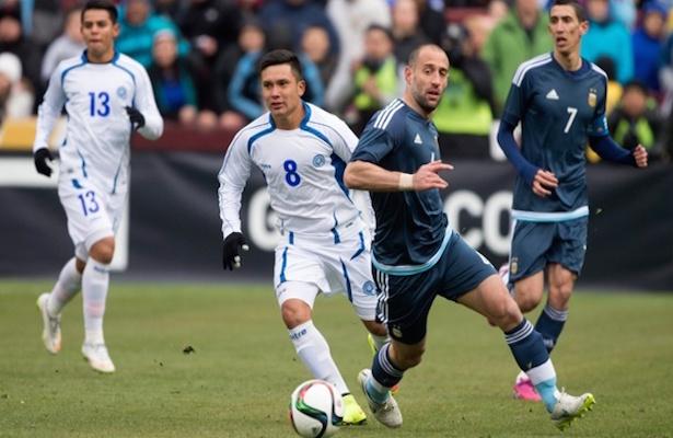 Kèo thơm miễn phí Chile vs El Salvador