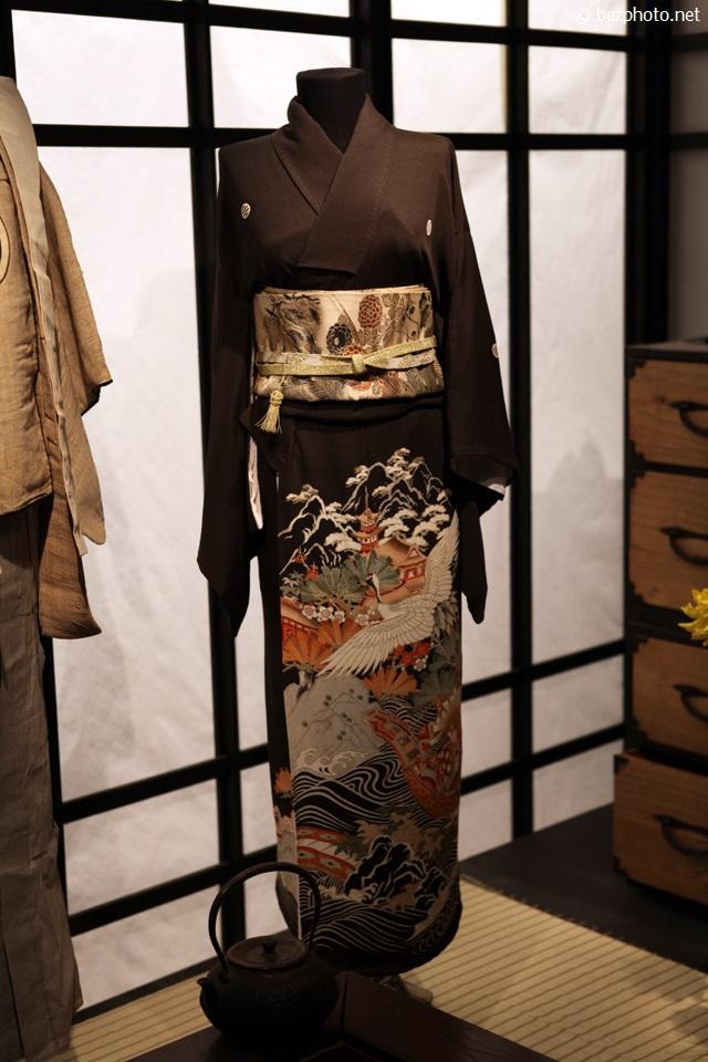 японское кимоно фото