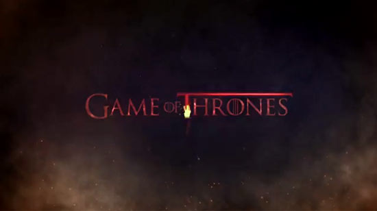 Teaser trailer da segunda temporada de Game of Thrones